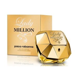 Lady Million Paco Rabanne (Копия аромата)
