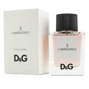 Духи Dolce&Gabbana Anthology L`Imperatrice 3